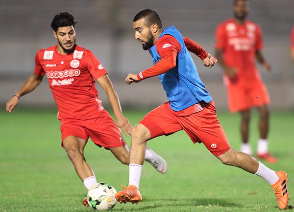 CAN 2019 : La formation probable de la Tunisie face au Sénégal