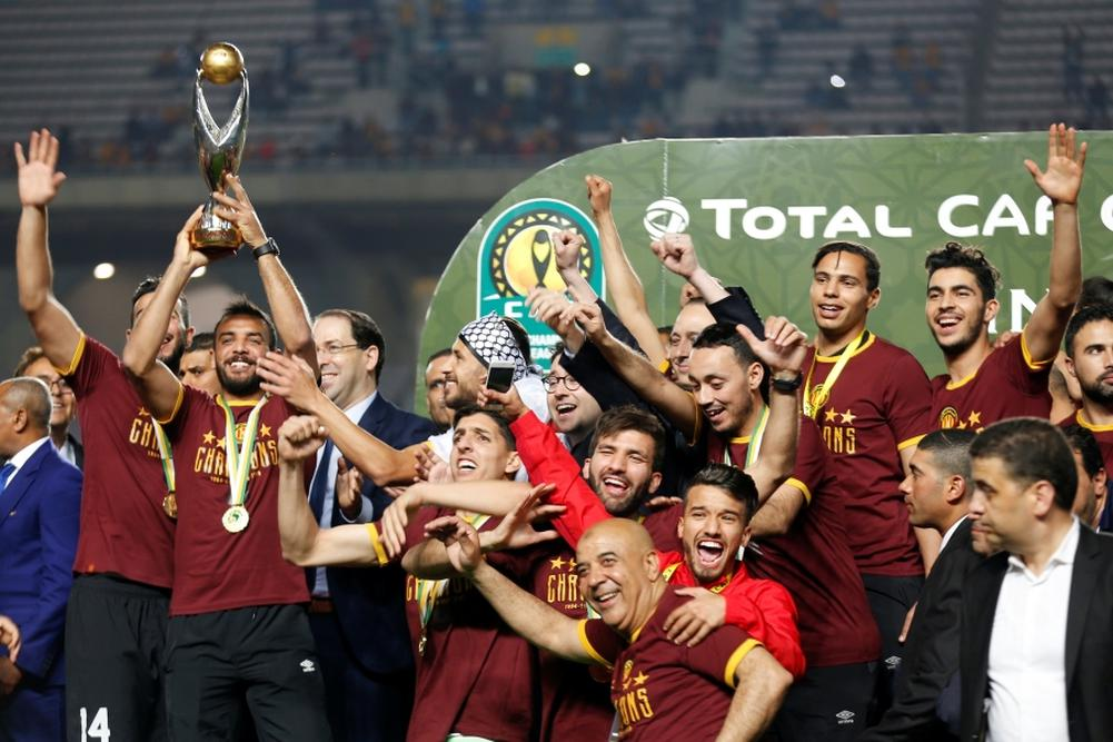 Ligue des Champions: confirmé, l'Espérance de Tunis championne d'Afrique