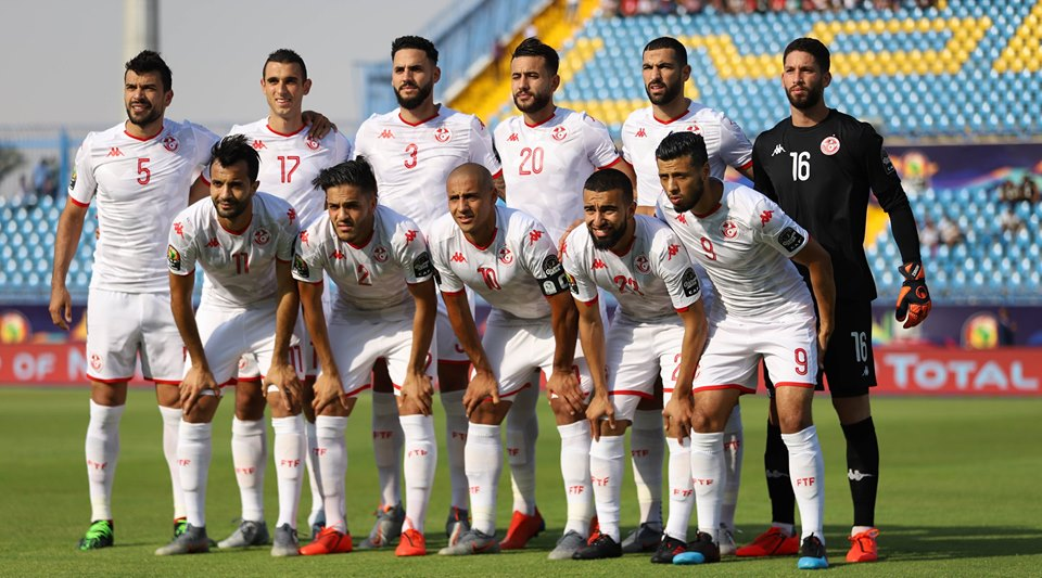 CAN 2019 : La formation probable de la Tunisie contre la Mauritanie