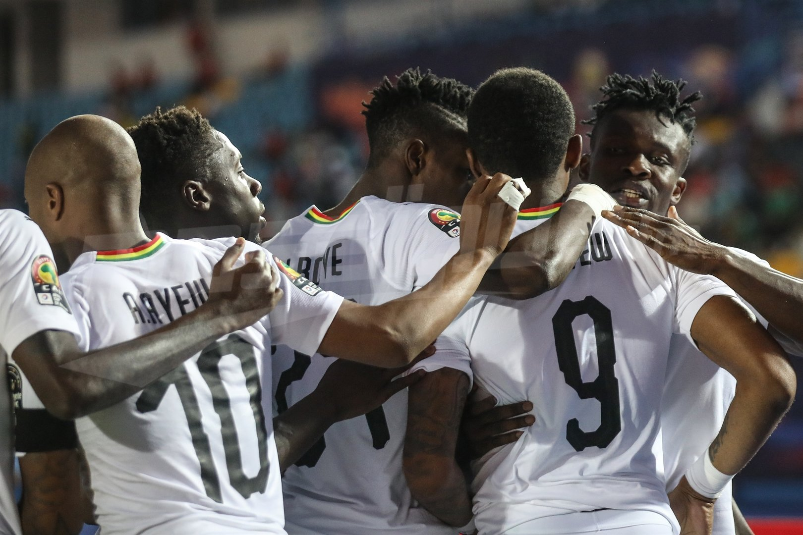 Afrique : CAN 2019: Ghana, Cameroun et Bénin en 8es !