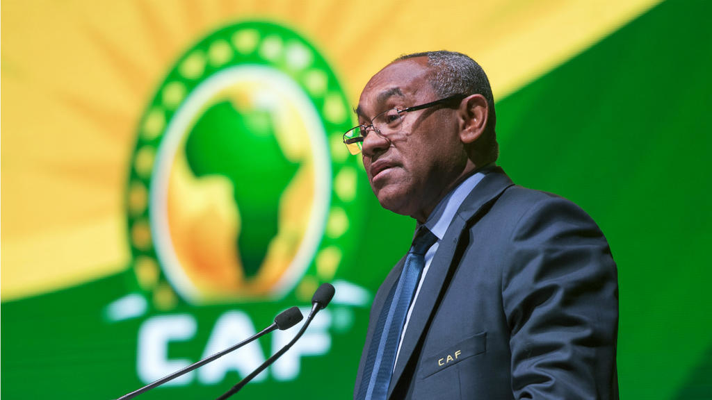 CAF : Ahmad Ahmad candidat à sa réélection !