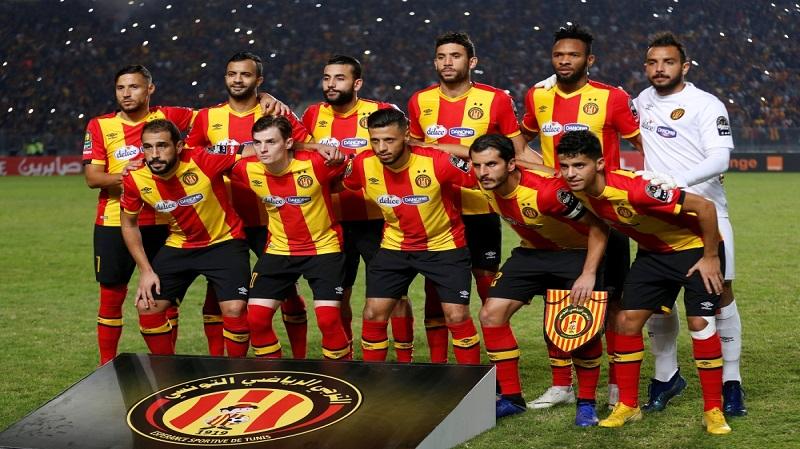 Ligue des Champions: la liste africaine de l'Espérance de Tunis
