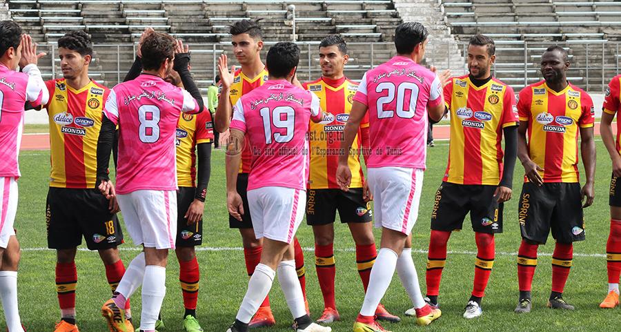 Amical : le match Espérance de Tunis-SA Menzel Bourguiba arrêté à cause des pluies