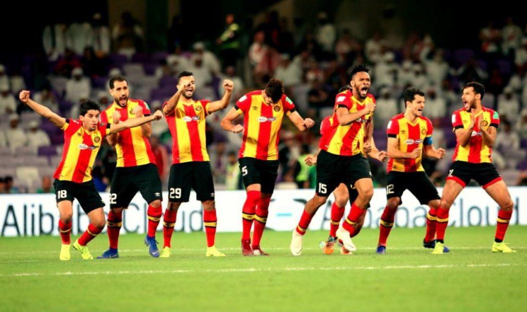 Espérance de Tunis : formation rentrante contre l'Elect Sport