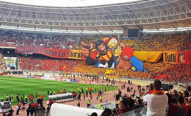 Espérance de Tunis – CS Hammam-Lif :Billetteriedu match
