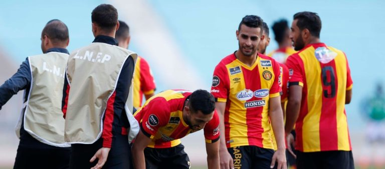 L'Espérance de Tunis et l'Elect Sport FC se neutralisent