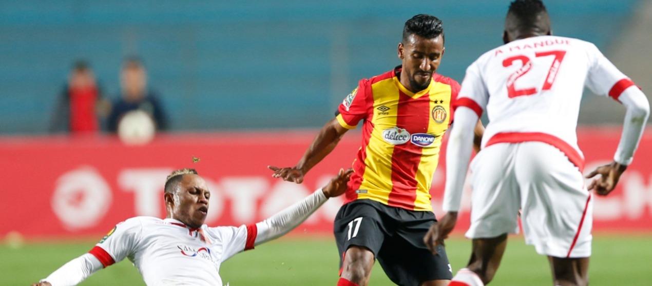 Espérance de Tunis : formation probable contre l'Elect Sport FC