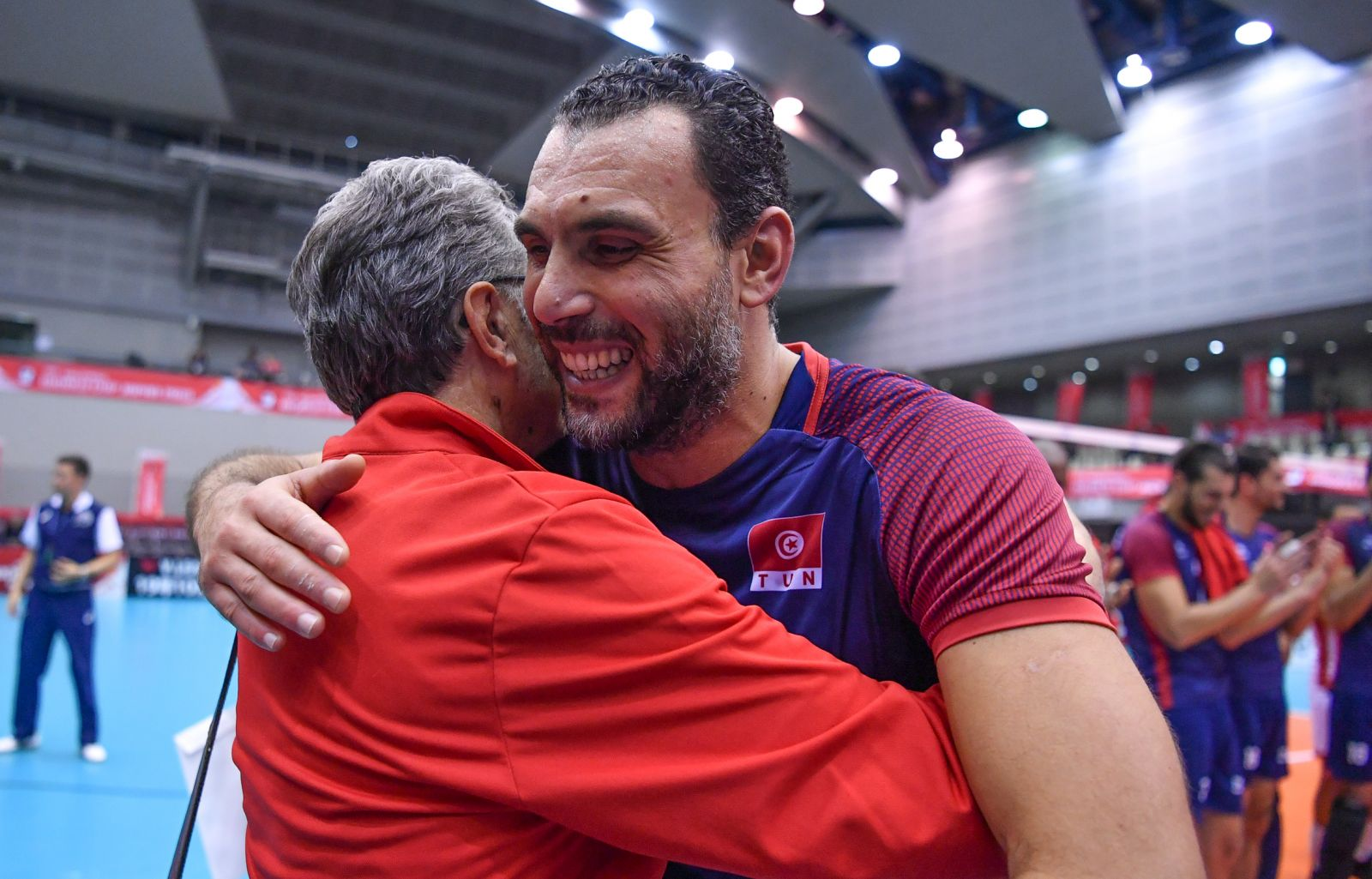Volley-ball : Hosni Karamousli annonce sa retraite internationale