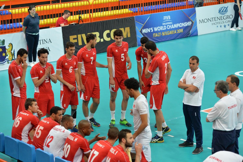 Volley – Mondial 2019 : la Tunisie encaisse sa neuvième défaite