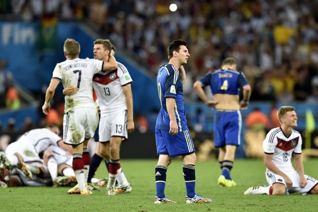 Amical : l'Argentine défie l'Allemagne àDortmund