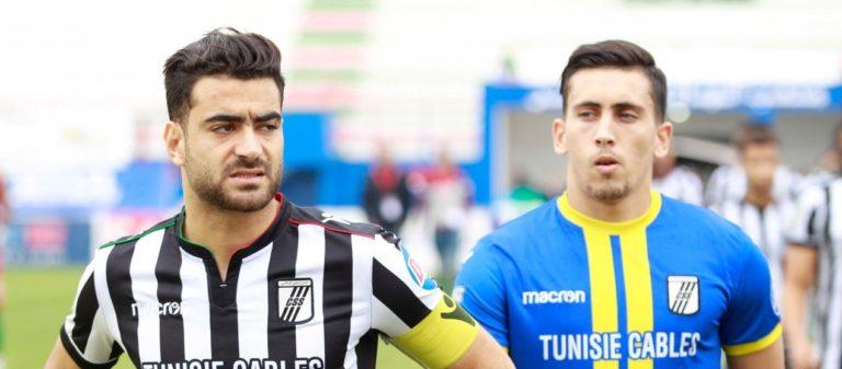 CS Sfaxien : liste des joueurs retenus pour défier l'Espérance de Tunis