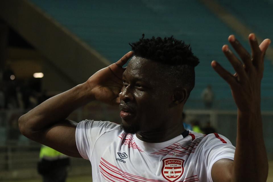 Club Africain : Derrick Sasraku fait son retour