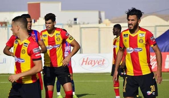 Tunisie- La liste des joueurs de l'EST qui affronteront l'Olympique Club de Safi