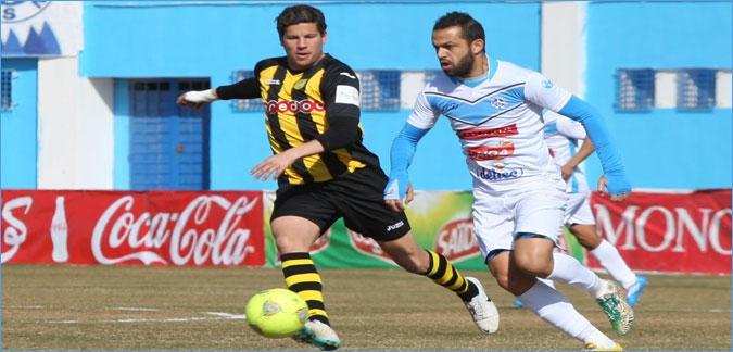 Ligue 1 : L'US Monastir et l'AS Solimane se neutralisent