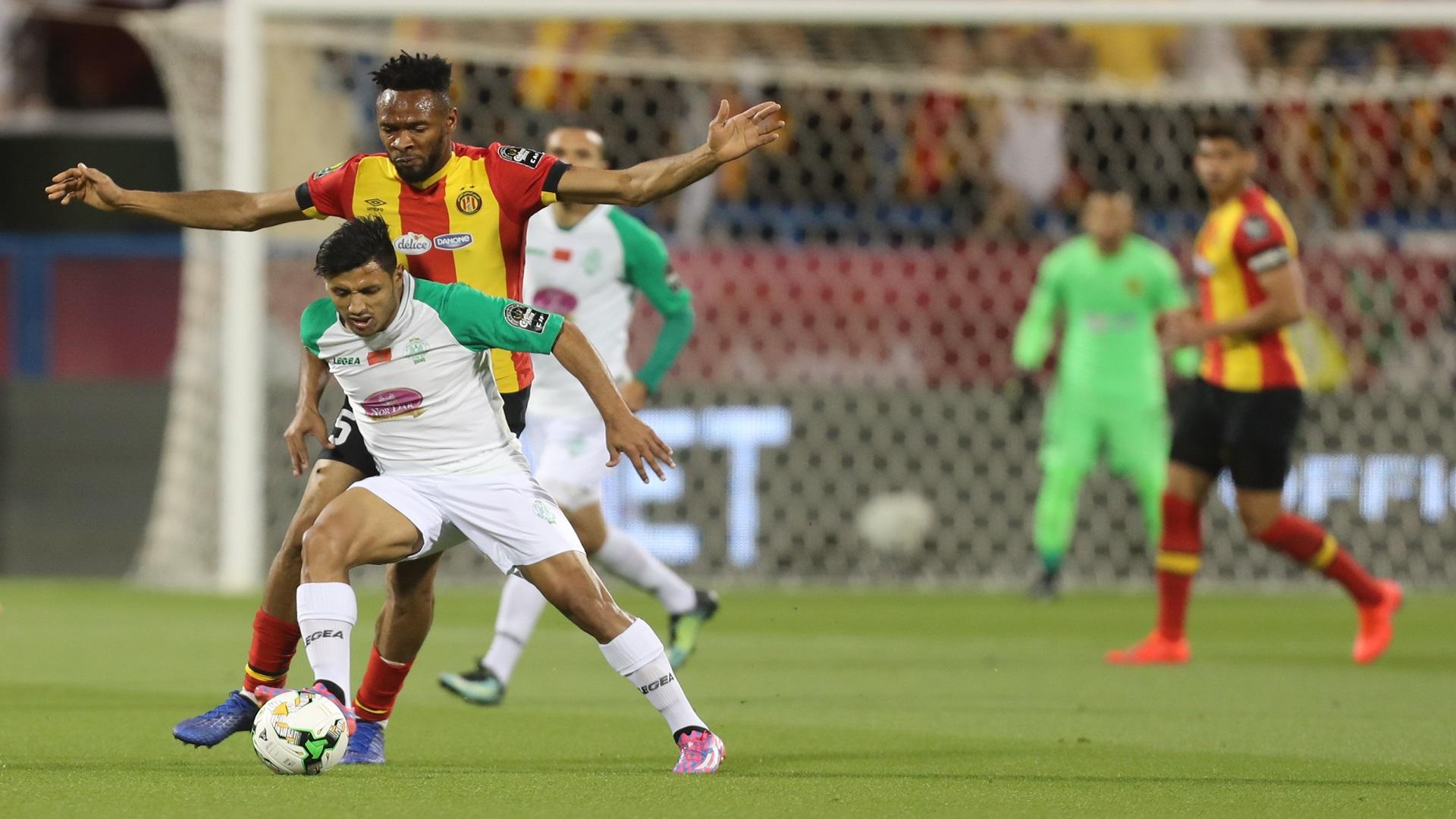 La JSK s'incline à Tunis — Ligue des champions