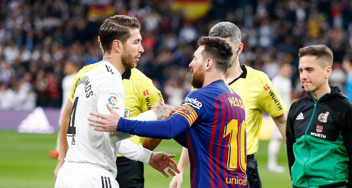 Le FC Barcelone et le Réal Madrid se neutralisent