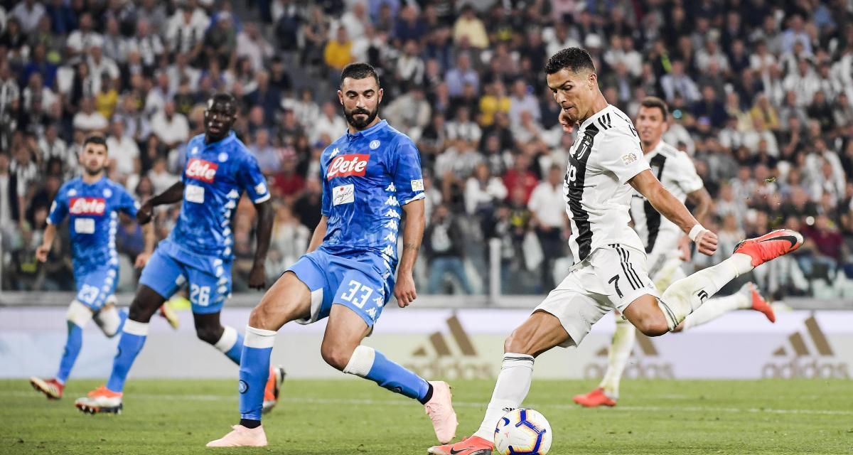 Naples-Juventus, Roma-Lazio : sur quelle chaîne voir ces deux chocs de Serie A ?