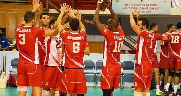 Volley-ball : La Tunisie à une victoire des Jeux Olympiques Tokyo 2020