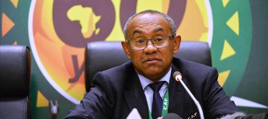 Super Coupe d'Afrique : AhmadAhmadmenace le Zamalek en cas de boycott