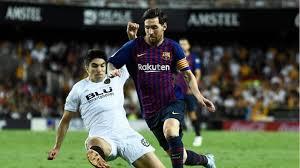 Valence – FC Barcelone : Sur quelle chaîne voir le match?
