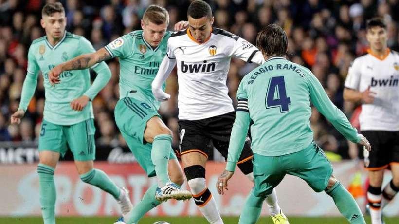 Real Madrid – Valence : Sur quelle chaîne voir le match ?