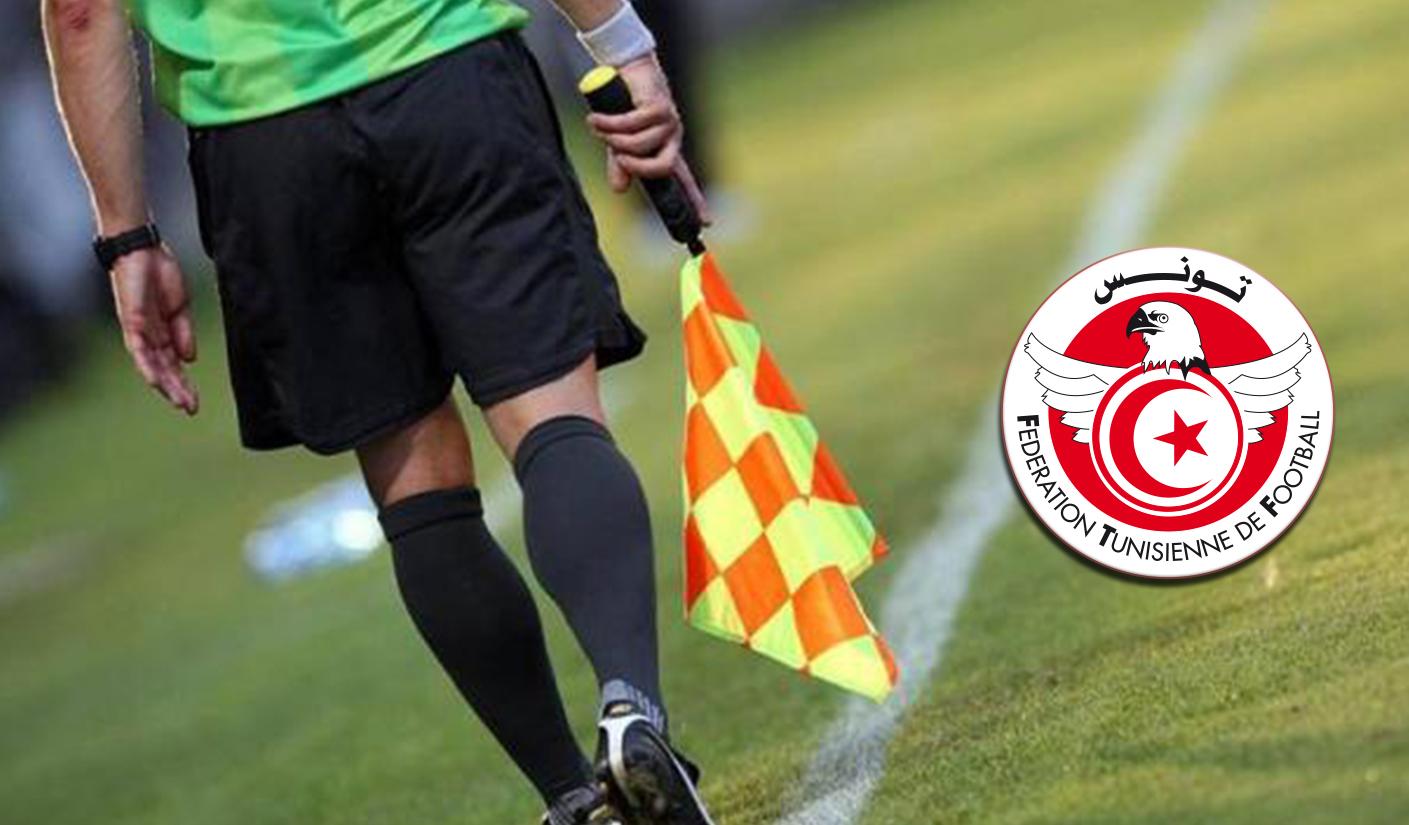 Ligue 2 : Les arbitres de la 2ème journée de play-off