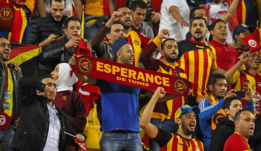 Ligue des champions :Espérance de Tunis-Zamalek en présence du public ?