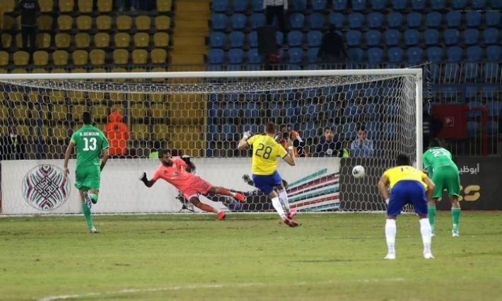 Coupe arabe des clubs :FakhreddineBen Youssef buteur face au Raja Casablanca