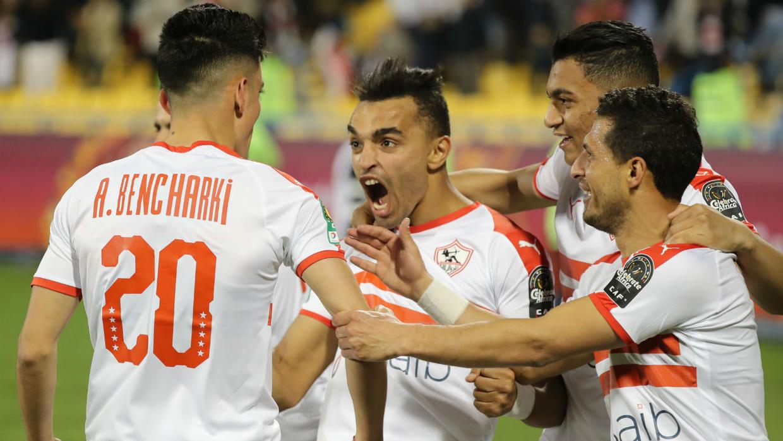 Ferjani Sassi et le Zamalek remportent la Super Coupe d'Égypte aux dépens d'Al Ahly