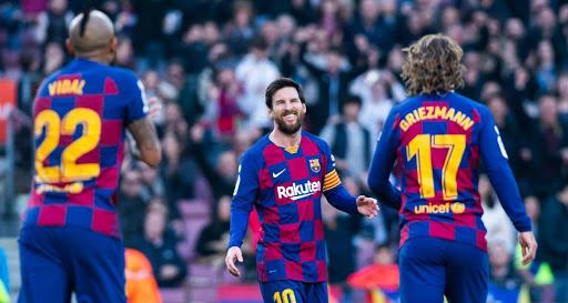 Ligue des champions de l'UEFA : Le FC Barcelone obtient le nul à Naples