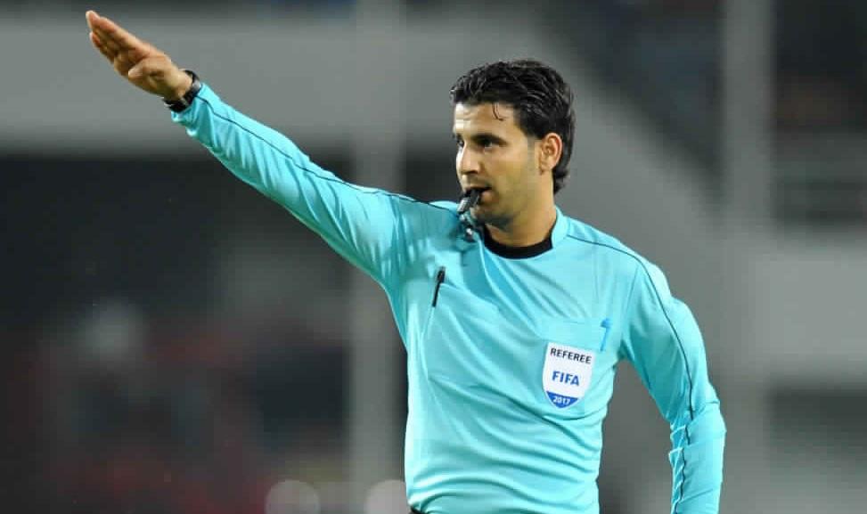Ligue 1 : Les arbitres de la 1ère journée retour