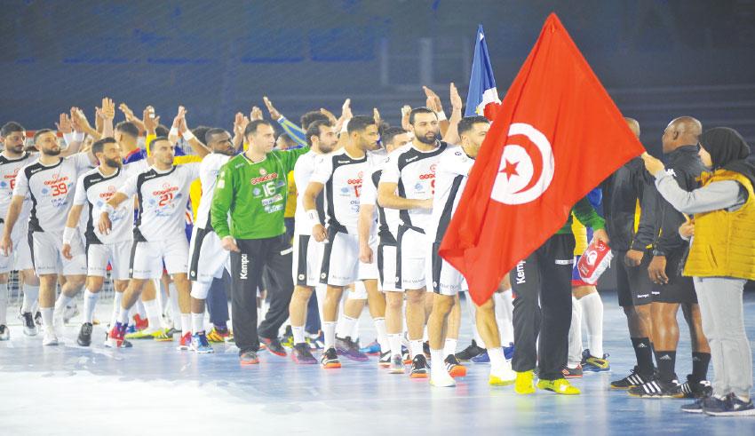 Hand : L'équipe de Tunisie se rend en France pour un billet aux Jeux Olympiques