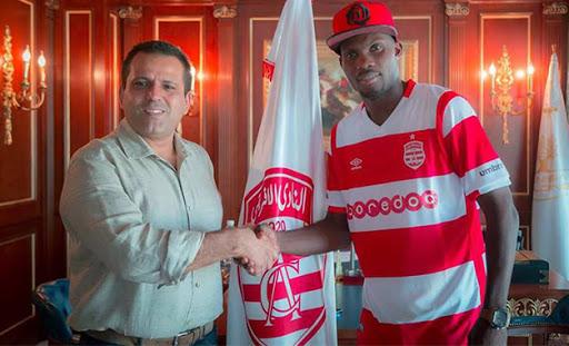 Affaire Fabrice Ondama : Le comportement du Club Africain est inadmissible, selon l'avocat du joueur