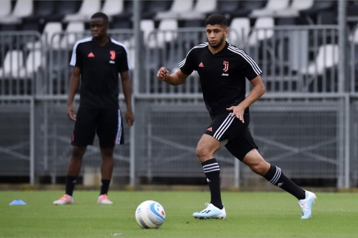 Juventus : Hamza Rafiaa obtient sa première convocation en équipe première