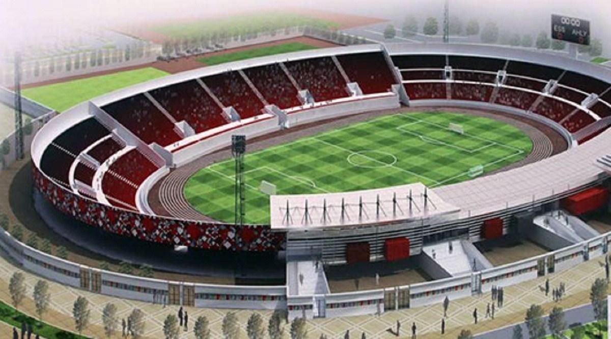 Tunisie :Arrêt des travaux au Stade Olympique de Sousse