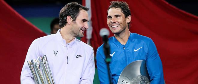 Tennis : Federer et Nadal veulent voir les tennis masculin et féminin fusionnés