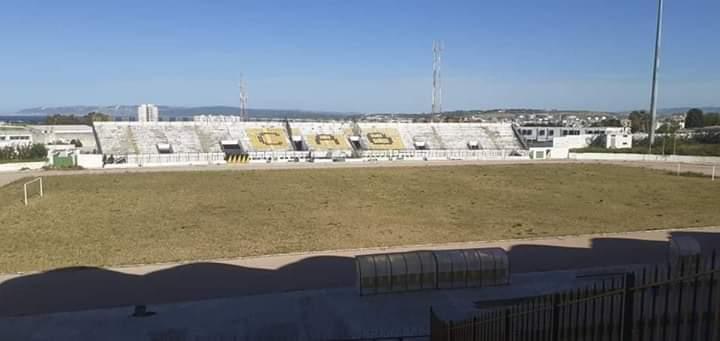 Tunisie [Photos] : L'état catastrophique du stade 15 octobre de Bizerte