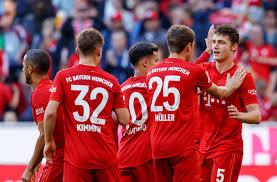Allemagne : Le Bayern Munich réalise le doublé