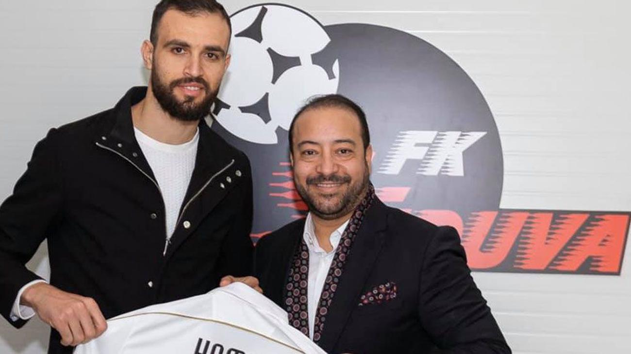 INTOX : Hamdi Nagguez signe à l'Espérance de Tunis