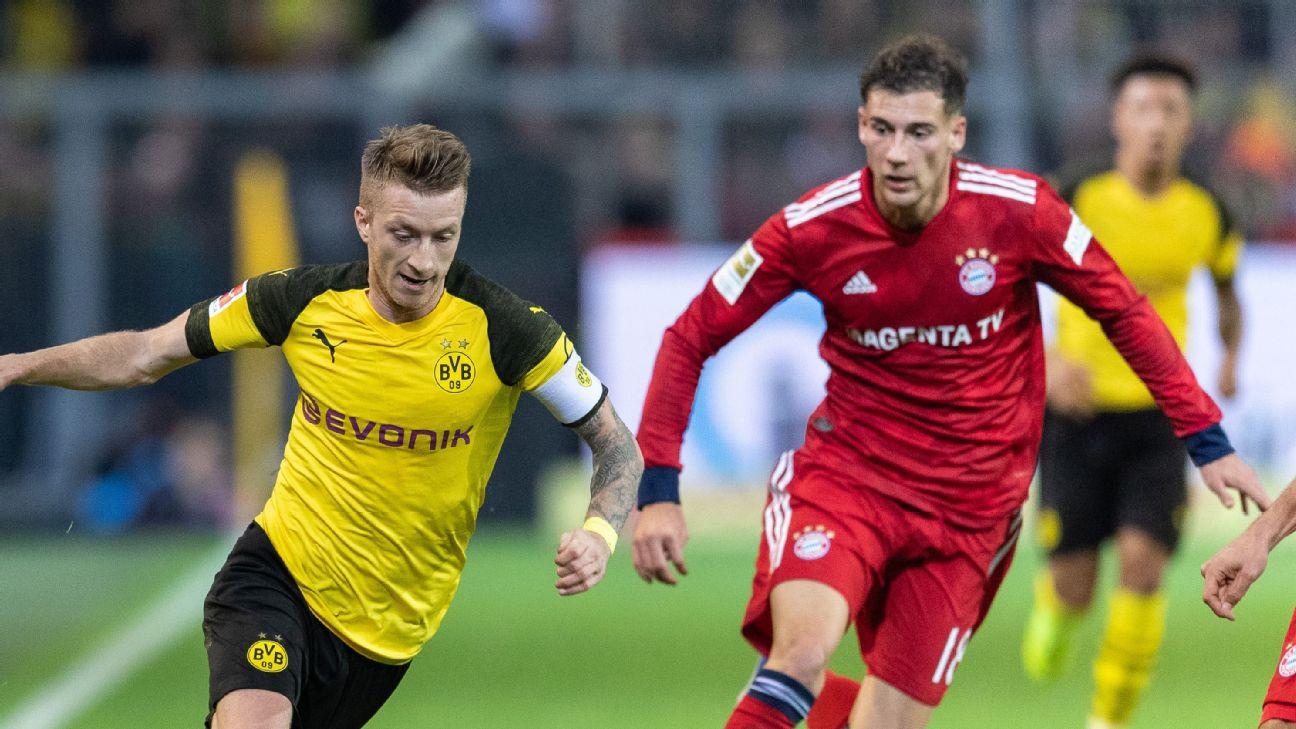 Borussia Dortmund – Bayern Munich : sur quelle chaîne voir le match ?