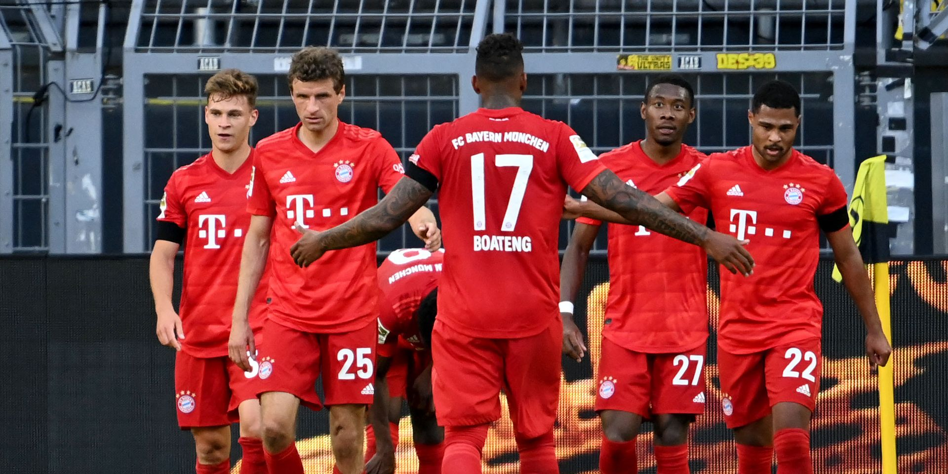 Bundesliga :Le Bayern Munich est à un pas du titre