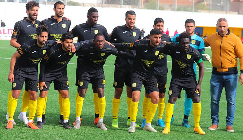 Ligue 1 : Le CA Bizertin arrache le nul conte le CS Sfaxien