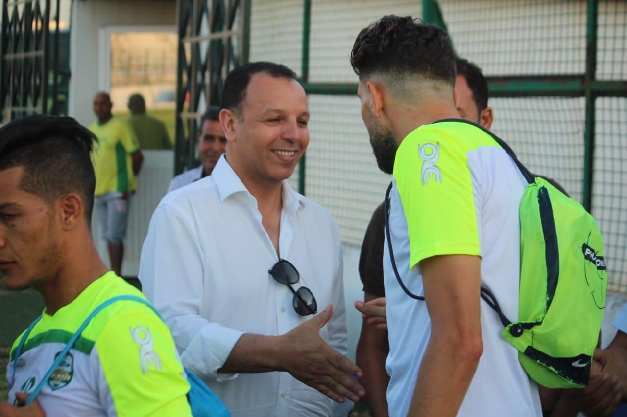Ligue 2 :AbdessalemYounsisoutient l'EGS Gafsa