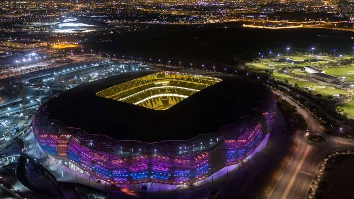Coupe du monde 2022 : Le Qatar dévoile son 3ème stade