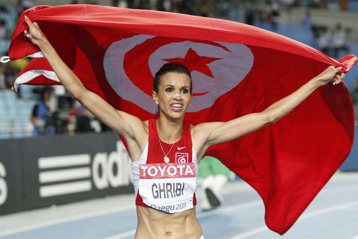 Tunisie : HabibaGhribihonorée par le ministère de la Jeunesse et des Sports