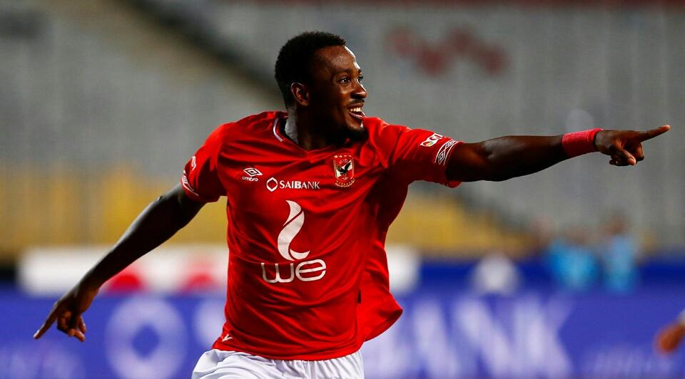 """Al Ahly – JuniorAjayi: """"L'Espérance de Tunis m'a fait pleurer, mais j'ai pris ma revanche"""""""