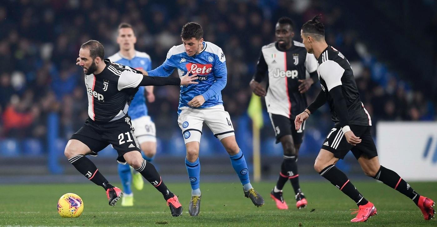 Naples – Juventus : Sur quelle chaîne voir la finale de la Coupe d'Italie ?