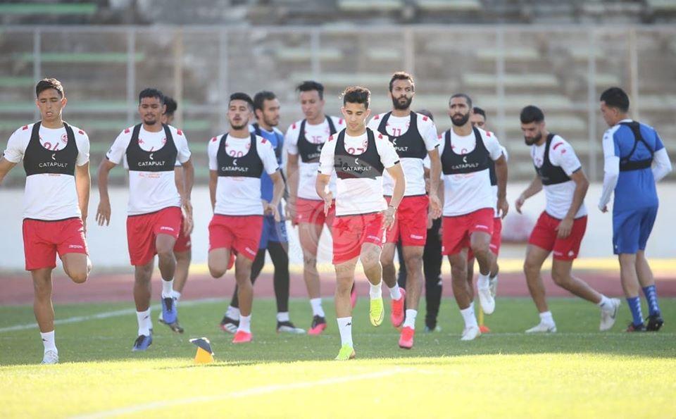 Équipe nationale : Les joueurs terminent leur deuxième stage