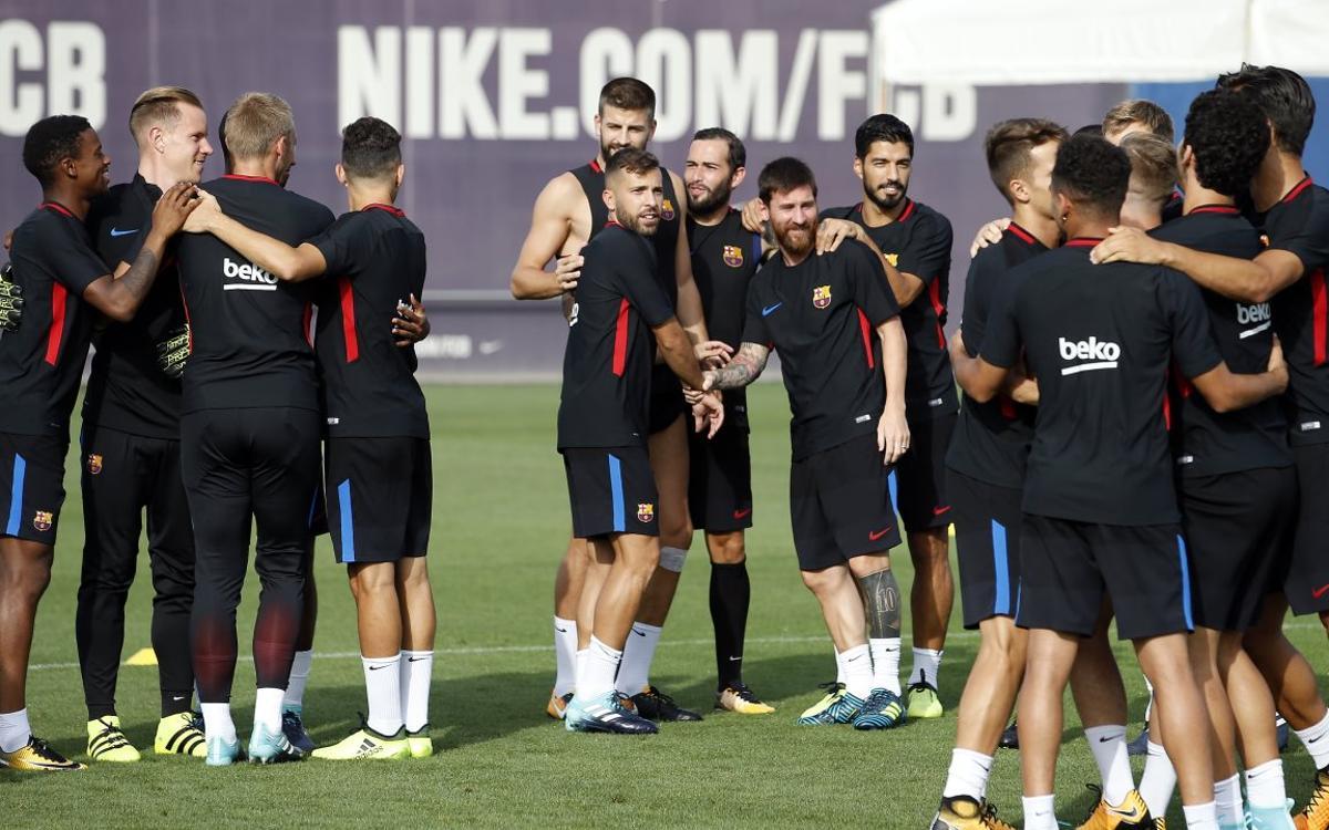 Coronavirus : 5 joueurs du FC Barcelone positifs