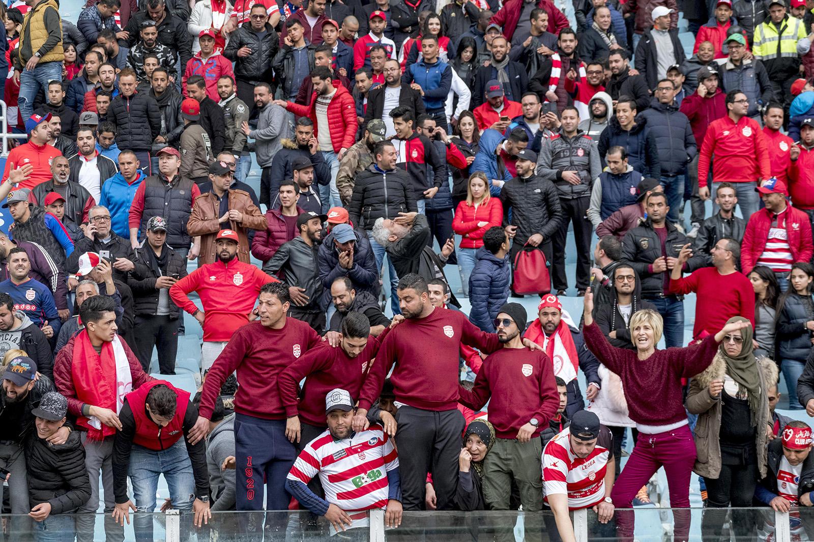 Club Africain : Pas de huis-clos aux entraînements